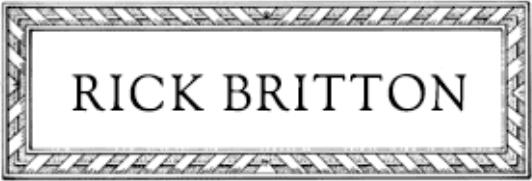 Rick Britton Logo